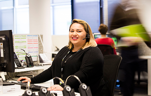 High volume temporary call centre roles for a leading Australian telcommunications company