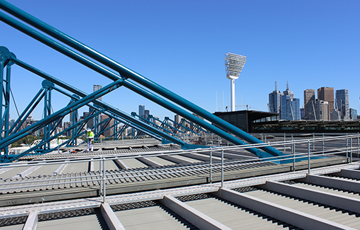 Melbourne Cricket Ground - Southern Stand